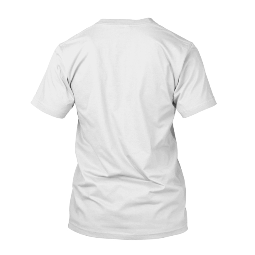 52b591d7dec2e Camiseta de Algodão Masculina Branca Lisa - Super Estampas