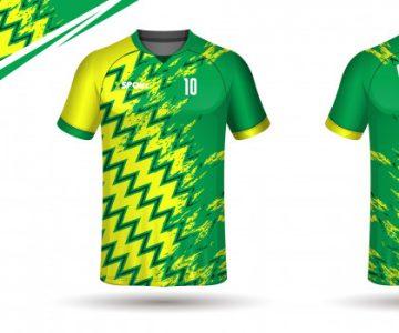 camisas de futebol personalizadas