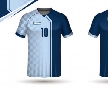 camisas de jogador personalizadas
