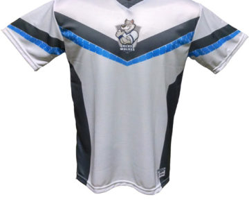 camisas de time estampadas