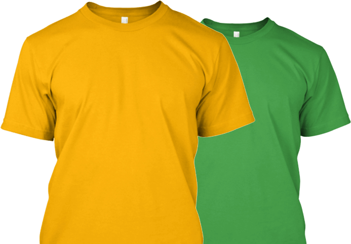 camiseta de algodao lisa