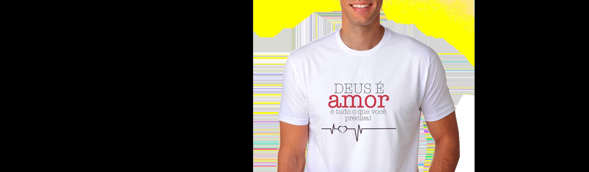 camiseta evangelica