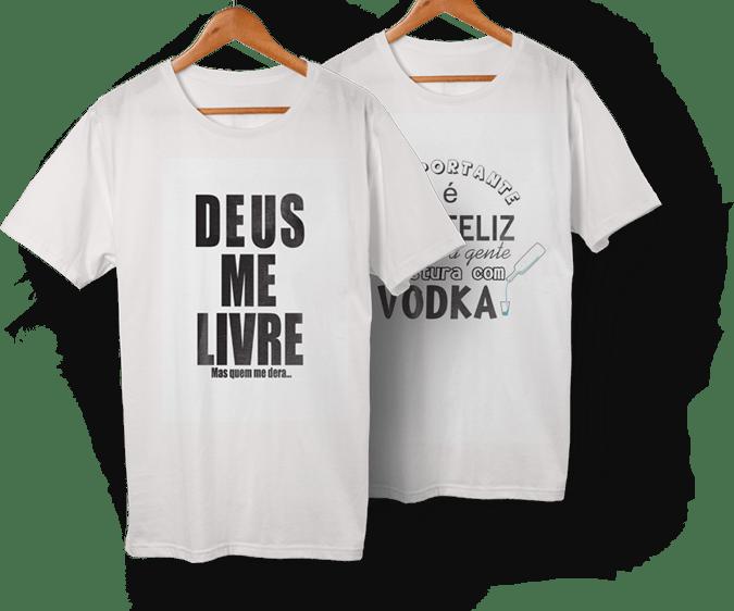 Camisetas Personalizadas e Estampadas em SP - Super Estampas f38234a760e