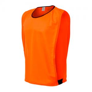 colete de futebol laranja para treino