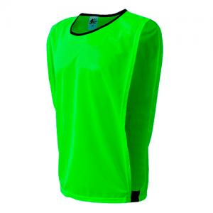 colete de futebol verde limão para treino