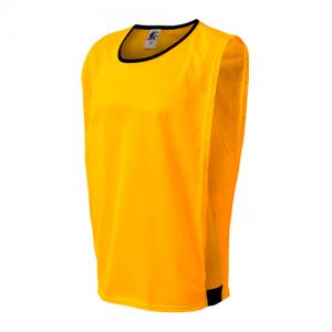 colete de futebol amarelo para treino